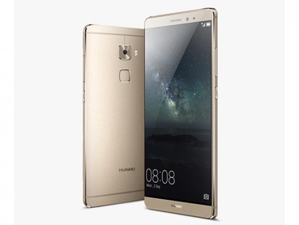 Huawei Mate S Luxurious Gold - 64GB - Dual Sim