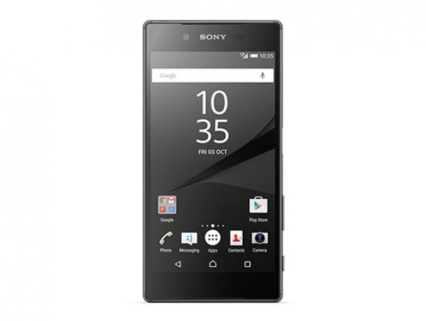 Sony Xperia Z5 Dual Sim Black Schwarz E6683 - NEUHEIT - LTE 48001543