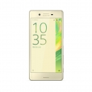 "Sony Xperia X F5122 - lime gold Dual SIM [Android 6, 5"",LTE, 23MP"